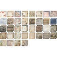 Tim Holtz - Idea-ology - Paper Stash - Etcetera